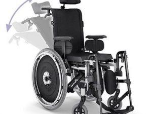 Cadeira de rodas AVD Reclinável - Alento Hospitalar