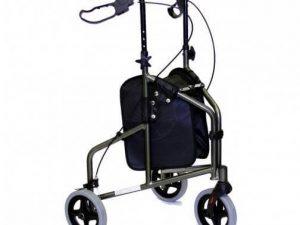 Andador 3 rodas - Alento Hospitalar