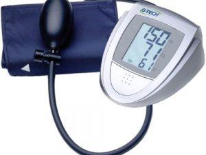 Aparelho de pressão digital braço - Alento Hospitalar