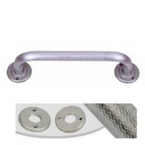 Barra de apoio de alumínio - Alento Hospitalar