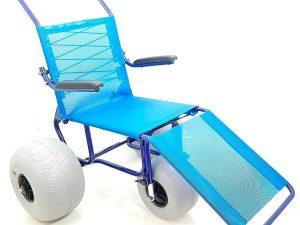 Cadeira de rodas Ipanema - Alento Hospitalar