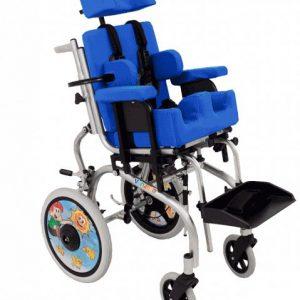 Cadeira de rodas Prisma Vanzetti | Alento Hospitalar