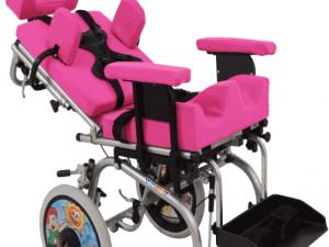 Cadeira de rodas Relax Vanzetti | Alento Hospitalar