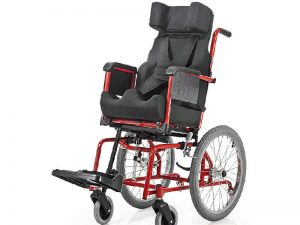 Cadeira de rodas Star Kids Jaguaribe - Alento Hospitalar