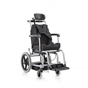 Cadeira de rodas Star Postural Jaguaribe - Alento Hospitalar
