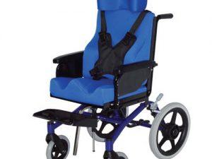 Cadeira de rodas tilt - Alento Hospitalar