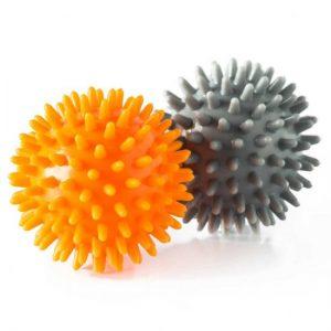 Conjunto com 2 bolas de massagem - Alento Hospitalar