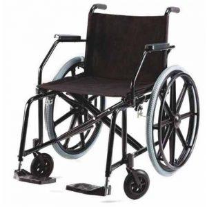 Cadeira de rodas obeso liberty - Alento Hospitalar