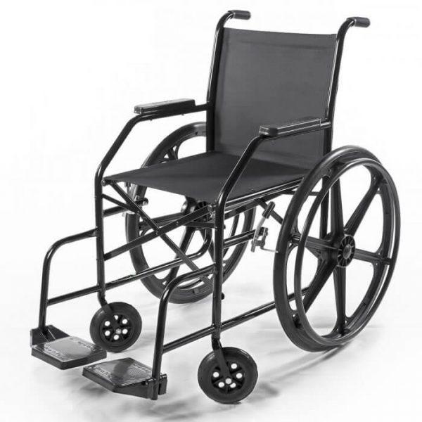 Cadeira de rodas PL001 Prolife - Alento Hospitalar