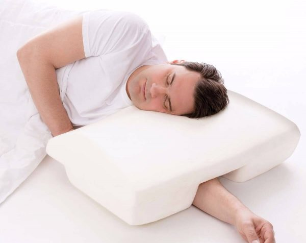 Travesseiro Silêncio Perfetto - Alento Hospitalar
