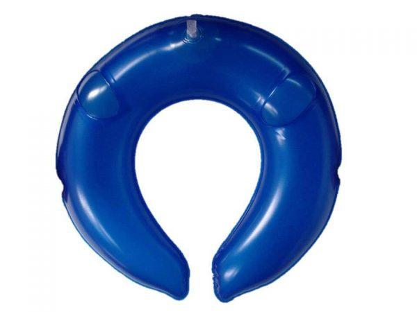 Almofada inflável cadeira de banho - Alento Hospitalar