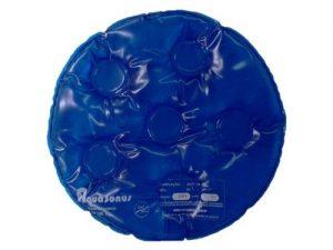 Almofada redonda inflável sem orifício - Alento Hospitalar