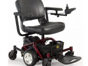 Cadeira de rodas motorizada dynamic back - Alento Hospitalar