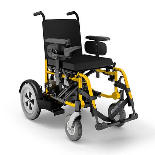 Cadeira de rodas E2 motorizada - Alento Hospitalar