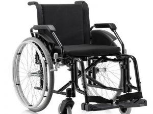Cadeira de Rodas Fit - Alento Hospitalar
