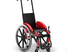 Cadeira de rodas infantil Ortobras - Alento Hospitalar