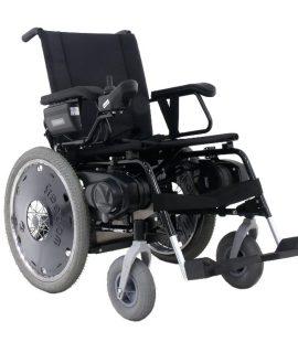 Cadeira de rodas motorizada - Alento Hospitalar
