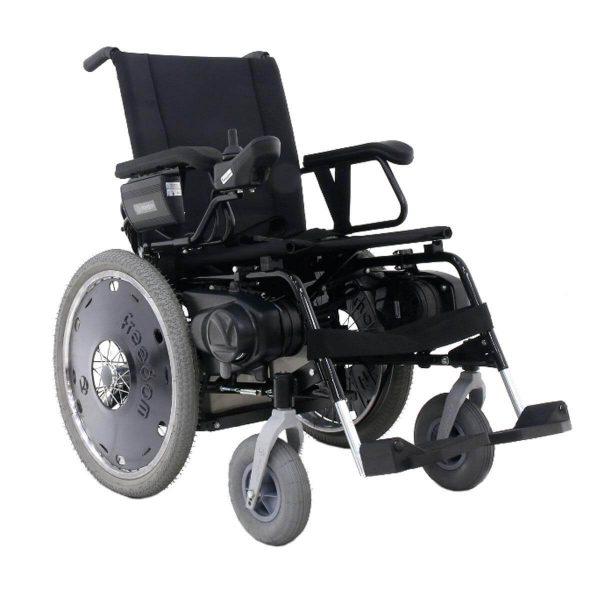 Cadeira de rodas motorizada compact - Alento Hospitalar