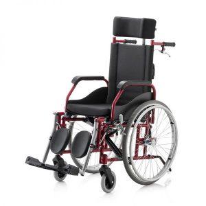 Cadeira de Rodas Fit Alumínio - Alento Hospitalar