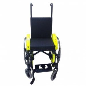 Cadeira de rodas infantil mini k - Alento Hospitalar