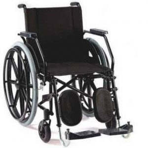 Cadeira de rodas PL101 - Alento Hospitalar
