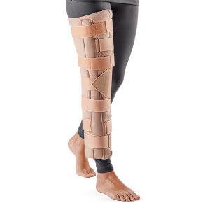Imobilizador de joelho - Alento Hospitalar