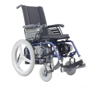 Cadeira de rodas motorizada Styles Freedom - Alento Hospitalar