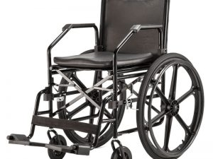 Cadeira de rodas 1017 Plus Jaguaribe - Alento Hospitalar