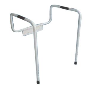 Suporte lateral para vaso sanitario - Alento Hospitalar